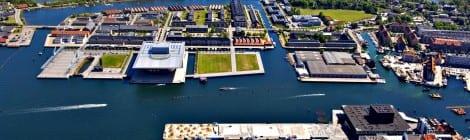 Guided bådtur i Københavns Havn