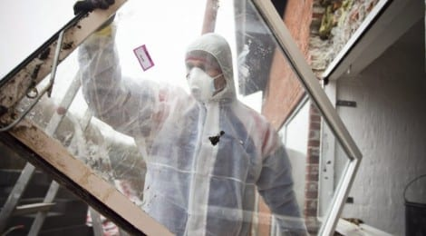 Farlige stoffer i bygninger – PCB