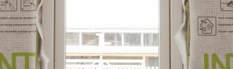 Lufttæthed og holdbarhed ift. 2020-krav – Nybyggeri