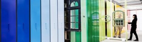 BESØG I VILLUM WINDOW COLLECTION - En vandring gennem vinduets historie