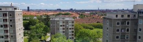 Overophedning i boliger og potentiale af solafskærmning